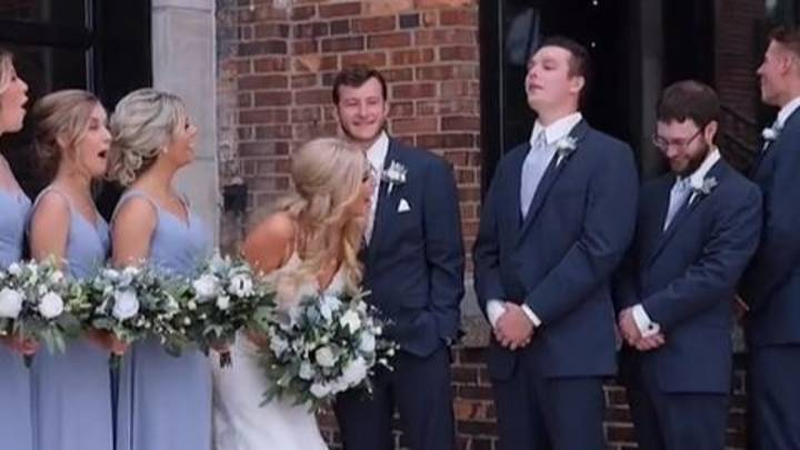 Mortifying Moment Bride Is Called By Her New Husband's Ex's Name