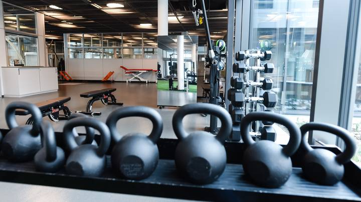 This Could Be The Toughest Gym Workout Around