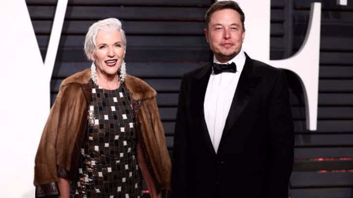 Elon Musk's Mum Becomes A Cover Girl At The Age Of Sixty-Nine