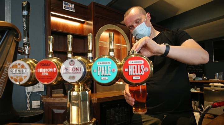 English Pubs Can Open From 6am On 4 July