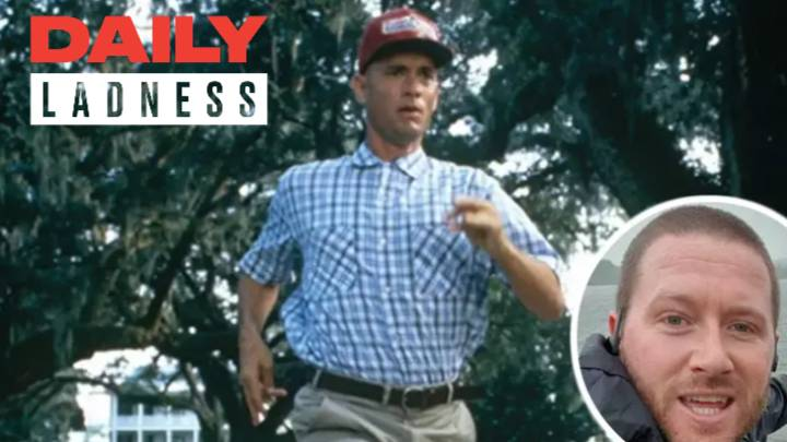 Real Life Forrest Gump Matthew Melling Completes 5K Run For 963rd Consecutive Day