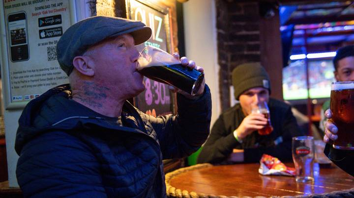 People Flock To Pubs At Midnight To Enjoy First Indoor Pint In Months