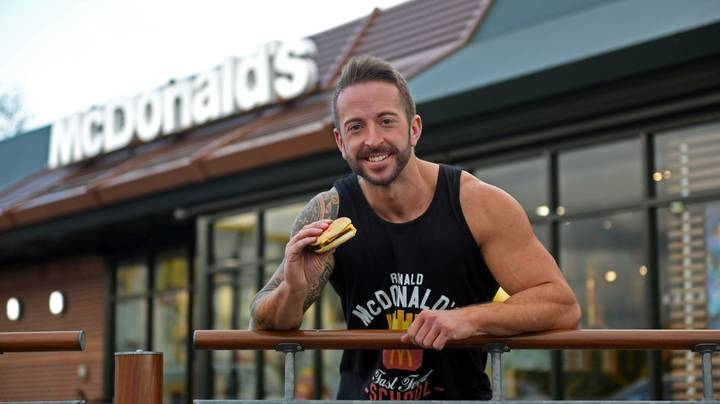 Man Eats Nothing But McDonald's For A Month And Managed To Lose Weight