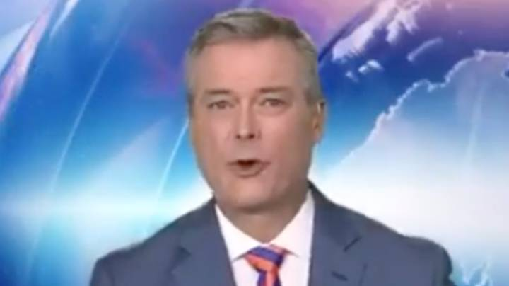 Australian News Channel Accidentally Post Hilarious Meme During Weather Story