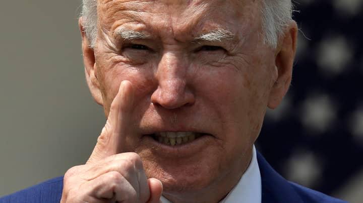 Joe Biden Announces Gun Reform Plan To Tackle 'International Embarrassment'