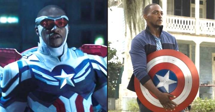 Captain America 4 In Development Starring Anthony Mackie