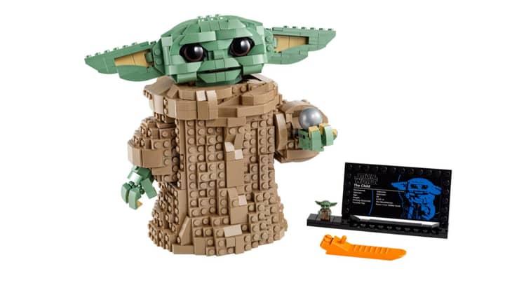 Lego Is Launching Adorable Baby Yoda Sets