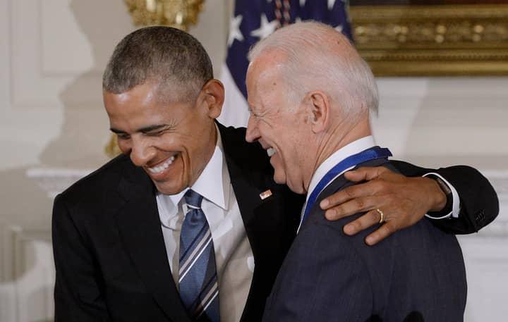 Former US Veep Joe Biden Gracefully Signs His Own Meme