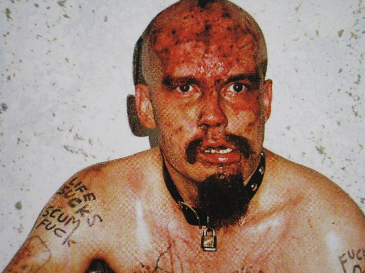 GG Allin: The Man Shat Himself On Stage And Smeared It On His Face In The Name Of Punk