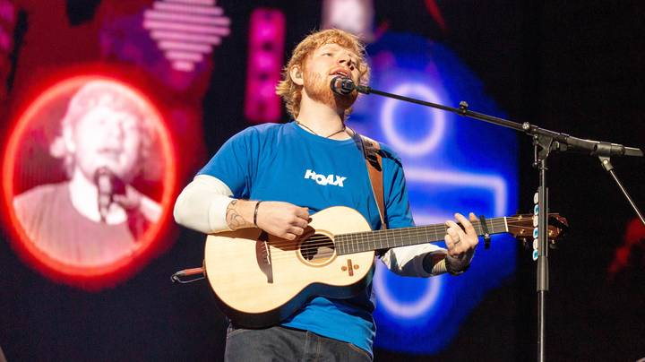 Ed Sheeran Ends Neighbours' Complaints By Simply Buying Their Homes