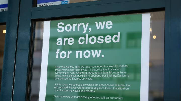 Australian Government Tells Businesses To Prepare To Reopen