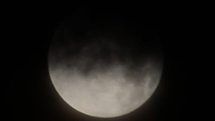 A Partial Penumbral Eclipse Will Take Place This Weekend
