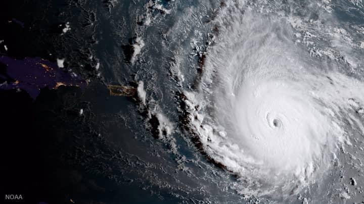 Hurricane Irma Has Made Landfall Causing 'Major Damage' In Caribbean