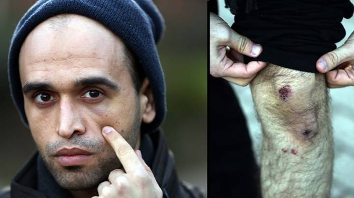 Muslim Man Says He And His Mates Were Beaten Because They Said 'Merry Christmas'