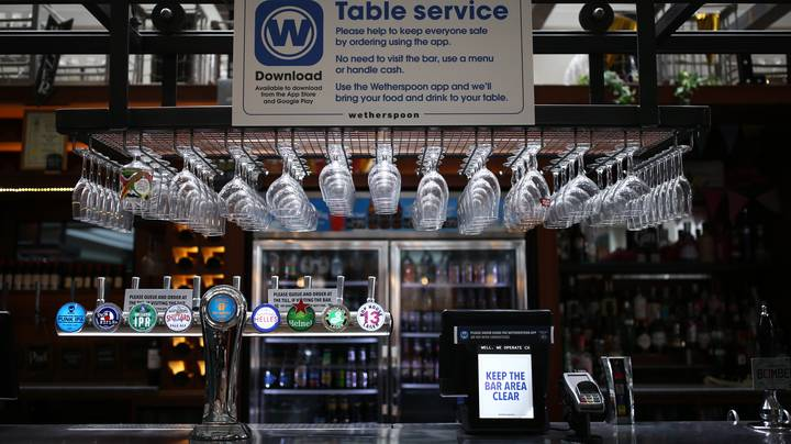 JD Wetherspoon Pubs Launch Discounted Menu Including £1.29 Pints