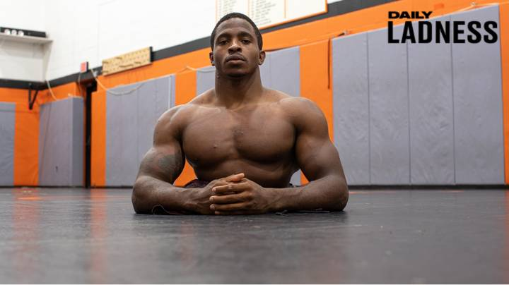 Man Born Without Legs Is Now A Pro Freestyle Wrestler
