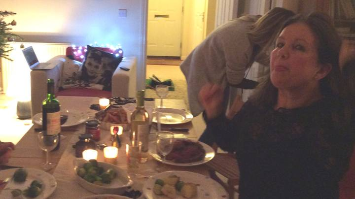 Mum-Of-Four Has Eaten Christmas Dinner Every Day For 20 Years