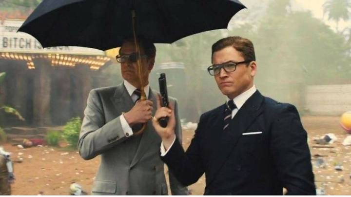 'Kingsman 3' Announced And Release Date Revealed