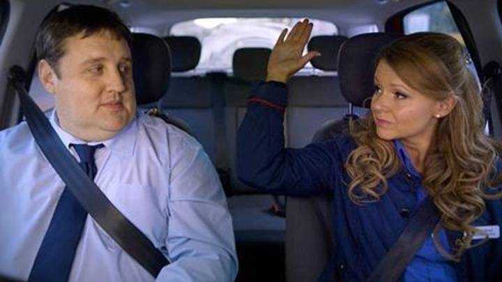 Final Two Episodes Of Peter Kay's 'Car Share' Will Air Next Month