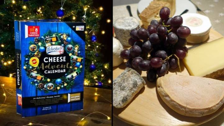 Cheese Advent Calendars Are Back For Christmas 2019