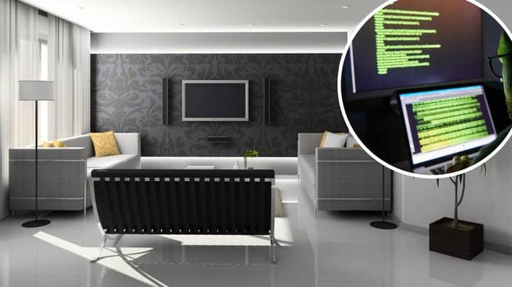 FBI Warns That Hackers Are Watching People Through Their Smart TVs