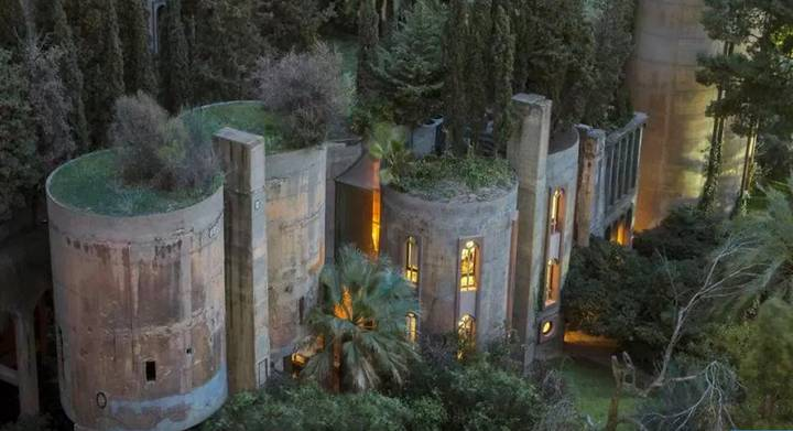 This Converted Concrete Factory Is Your New Dream House