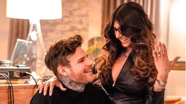 Mia Khalifa Announces Engagement To Swedish Chef Robert Sandberg