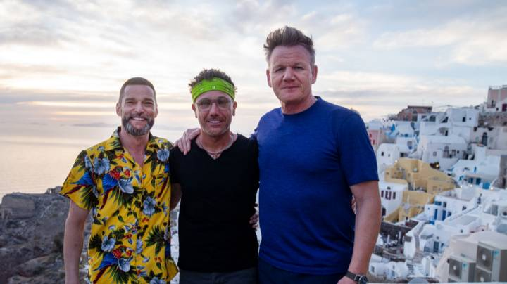 Gordon, Gino And Fred's New Road Trip Special Is Coming This Autumn