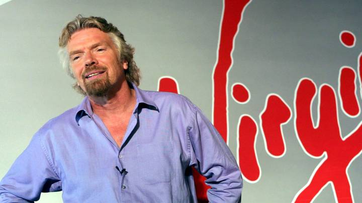 Sir Richard Branson Says Dyslexia Should Be Considered A Sign Of Potential