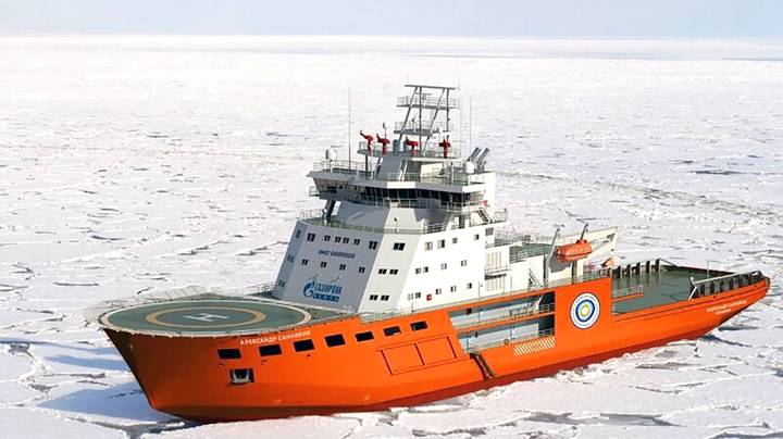 Stranded Fisherman Rescued After 24 Hours Floating On Arctic Ice Floe