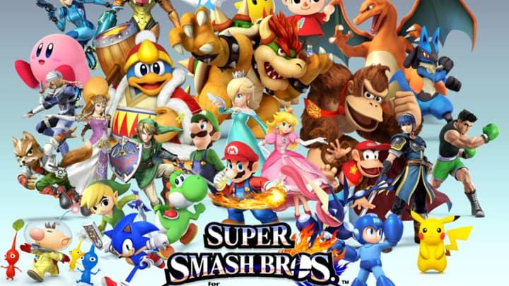 Super Smash Bros. To Hit Nintendo Switch In 2018