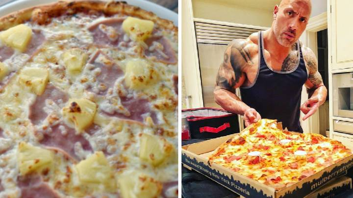 Dwayne Johnson Puts An End To The Pineapple On Pizza Debate