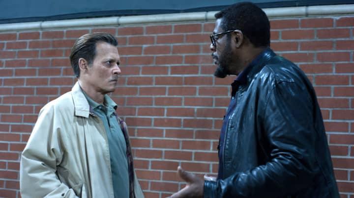 Johnny Depp Investigates Death Of Biggie Smalls In New Film