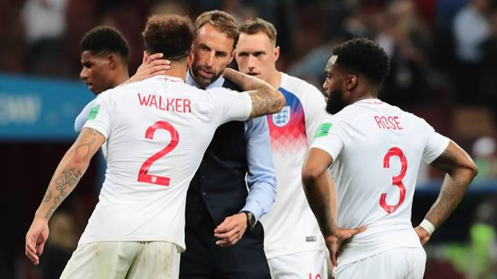 England Players React To World Cup Defeat But It's Just The Beginning