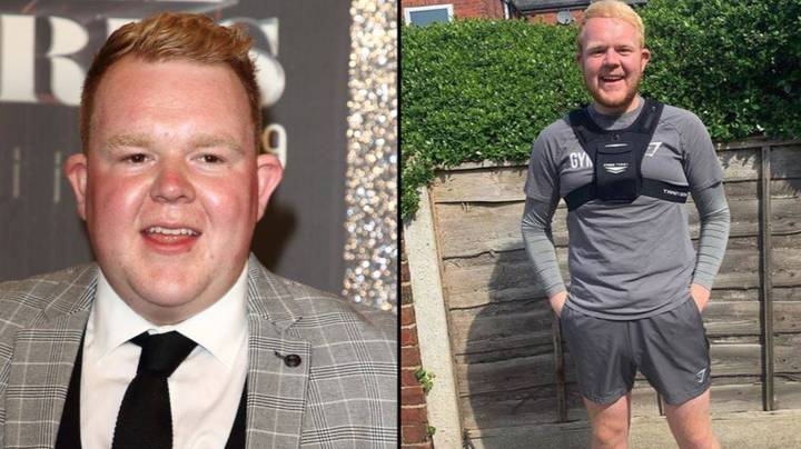 Corrie Actor Colson Smith Shows Off Incredible Weight Loss After Taking Up Running