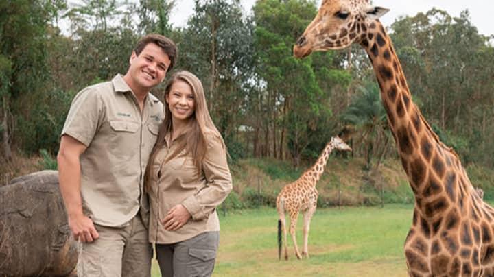 Bindi Irwin Says Dad Steve Irwin Helped Inspire Her Unborn Daughter's Nickname