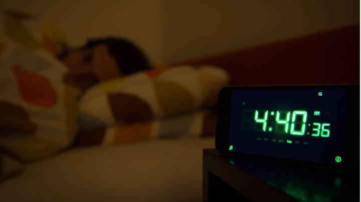Poor Night's Sleep Increases Chemical Linked To Alzheimer's