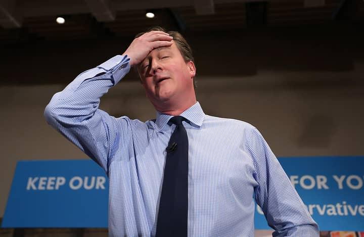 Ridiculous Things David Cameron And Boris Johnson Have Said Regarding The EU