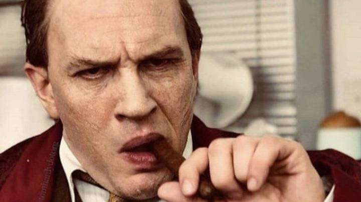 Tom Hardy's Capone Is Not Going Down Well Following Netflix Release