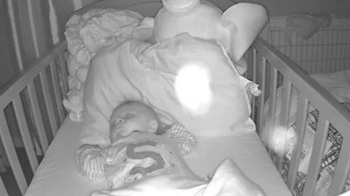 Mum Terrified As 'Ghost' Visits Sleeping Baby And 'Turns On Light'