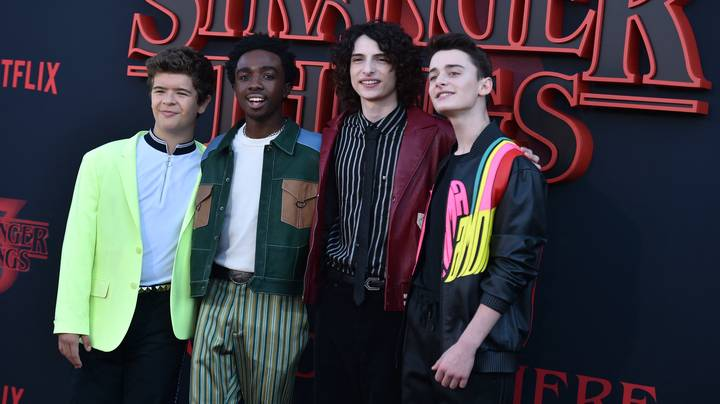 New Stranger Things Photos Show Cast Members On Set For Season 4