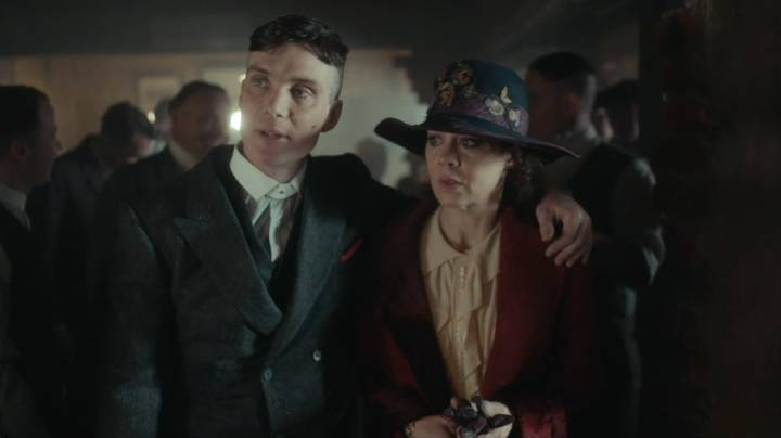 Cillian Murphy Pays Tribute To Late Peaky Blinders Co-Star Helen McCrory