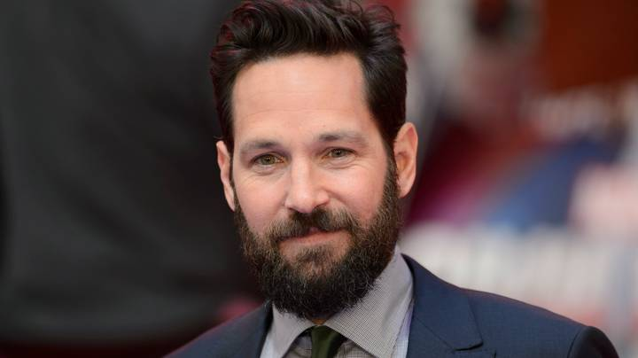 It's Official: Paul Rudd Literally Doesn't Age