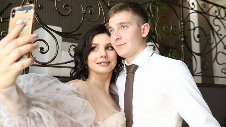 Influencer Marries Her 20-Year-Old Stepson After Splitting From His Dad