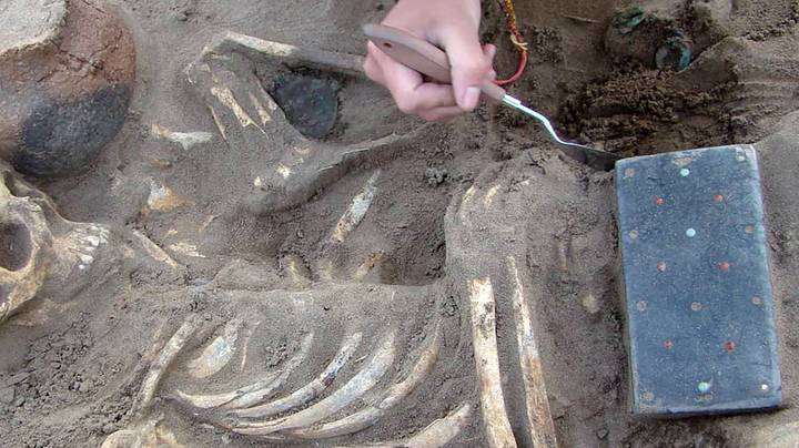 Archeologists Find 2,100-Year-Old 'iPhone' In Grave In 'Russian Atlantis'