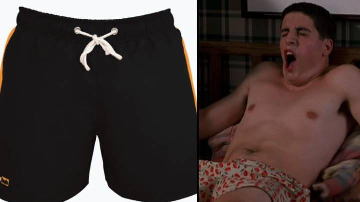 Pornhub Has Released Swimming Trunks That Hide Awkward Boners