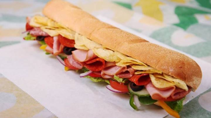 Subway To Sell Crisp Sandwiches From Today