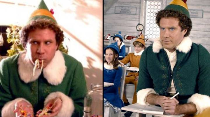 Will Ferrell Reveals The Scene From 'Elf' That Still Brings Him To Tears