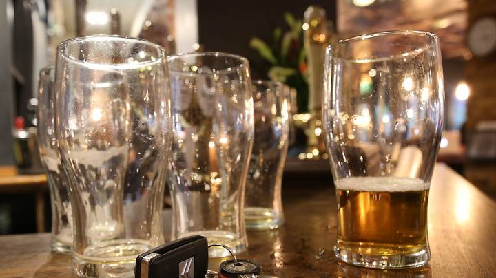 Police Bust Pub Illegally Operating And Find Drinkers Inside 'Hiding In Cupboards'