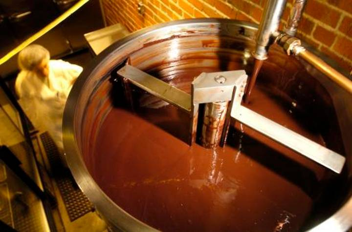 Mum Tragically Dies After Falling Into Vat Of Chocolate At Sweet Factory